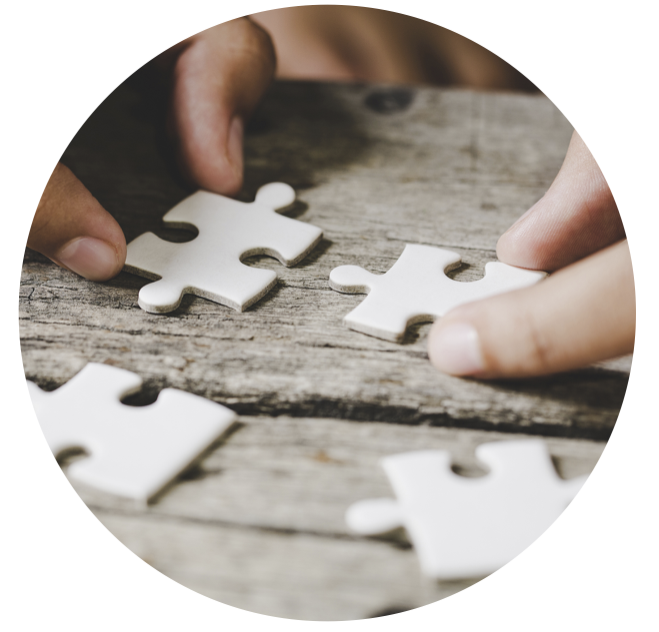 Construire un puzzle ensemble